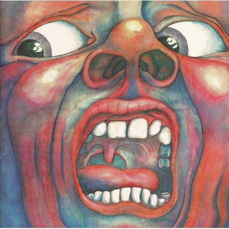 King Crimson – In The Court Of The Crimson King - CD Album - Progressive Rock
