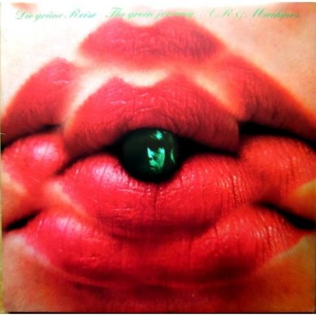 A.R. & Machines – Die Grüne Reise - The Green Journey - LP Vinyl Album - Krautrock