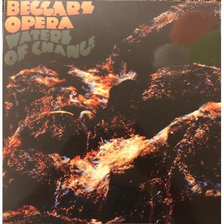 Beggars Opera – Waters Of Change - LP Vinyl Album Gatefold - Progressive Rock