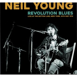 Neil Young ‎– Revolution Blues - LP Vinyl Album Live - Country Rock