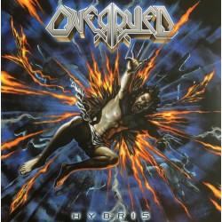 Overruled – Hybris - LP Vinyl Album - Speed Metal Trash