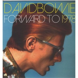 David Bowie ‎– Forward To 1978 - LP Vinyl Album - Coloured + Poster - Glam Rock