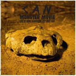 Can - Monster Movie Live At Burg Nörvenich 1969 - LP Vinyl Album - Krautrock Experimental
