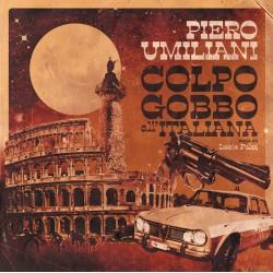 Piero Umiliani – Colpo Gobbo All'Italiana - LP Vinyl Album -  OST Soundtrack