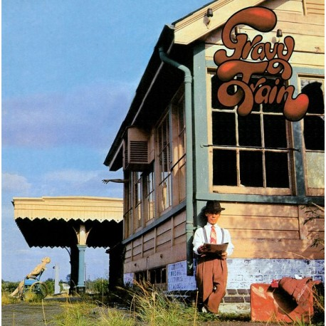 Gravy Train – Gravy Train - LP Vinyl Album Gatefold - Progressive Rock