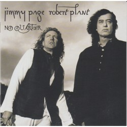 Jimmy Page & Robert Plant ‎– No Quarter - CD Album - Electric Blues