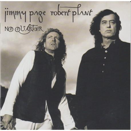 Jimmy Page & Robert Plant – No Quarter - CD Album - Electric Blues