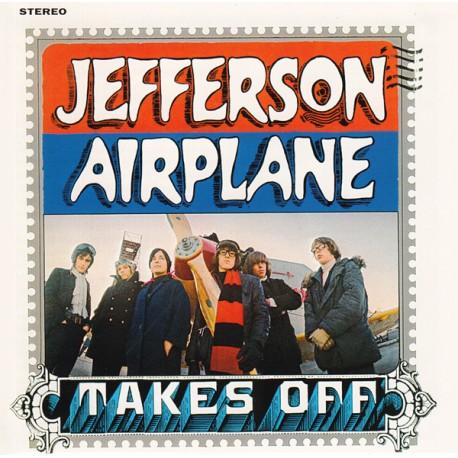 Jefferson Airplane – Takes Off - CD Album - Classic Rock