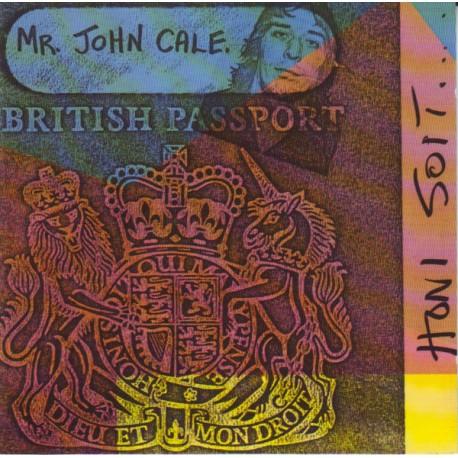 John Cale – Honi Soit - CD Album - Art Rock