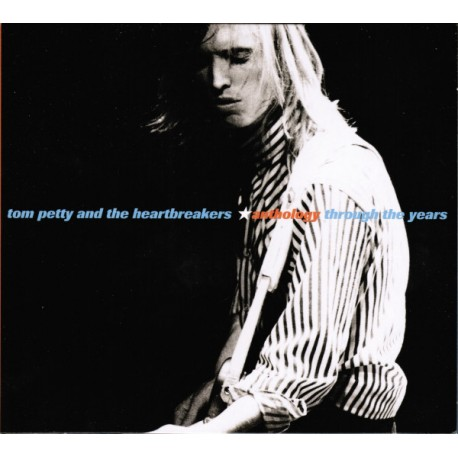 Tom Petty And The Heartbreakers – Anthology - Through The Years - Double CD Album - Classic Rock