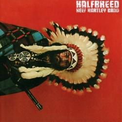 Keef Hartley Band – Halfbreed - LP Vinyl Album - Blues Rock Music