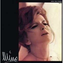 Mina ‎– Mina N° 2 - LP Vinyl Album Gatefold - Italian Pop Songs