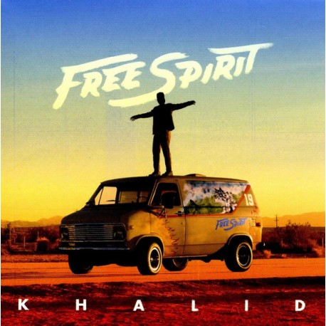 Khalid - Free Spirit - CD Album - Contemporary R&B Soul
