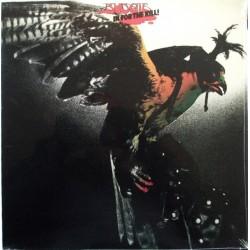 Budgie – In For The Kill! - LP Vinyl Album - Hard Rock Music