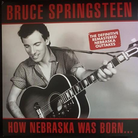 Bruce Springsteen – How Nebraska Was Born... - 3LP Vinyl Album - Coloured Limited - Classic Rock