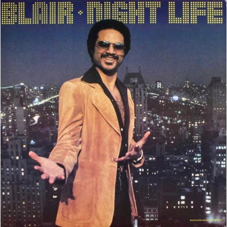 Blair – Nightlife - LP Vinyl Album - Reissue - Soul Funk Music