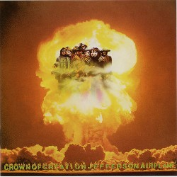 Jefferson Airplane – Crown Of Creation - CD Album - Psychedelic Rock