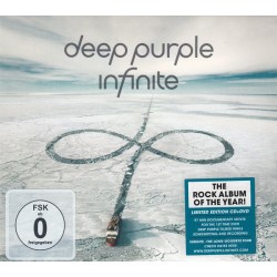 Deep Purple ‎– Infinite - CD + DVD - Limited Edition - Hard Rock