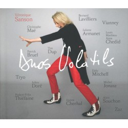 Véronique Sanson – Duos Volatils - CD Album + DVD - Limited Edition - French Songs