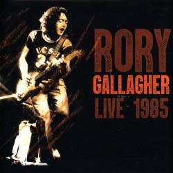 Rory Gallagher - Live 1985 - 3 LP Vinyl Album - Blues Rock