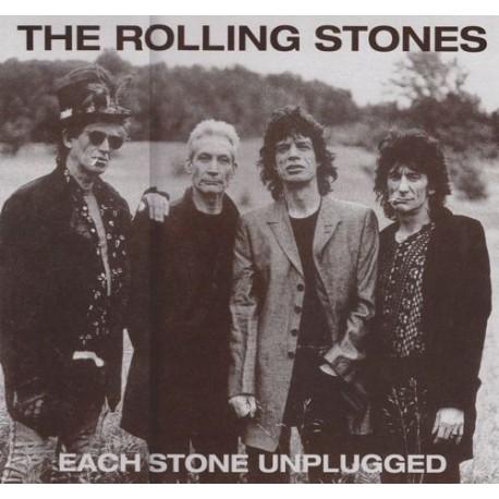 The Rolling Stones – Each Stone Unplugged - LP Vinyl Album - Classic Rock