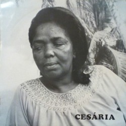 Cesária Evora – Cesária - LP Vinyl Album - World Music Cape Verde