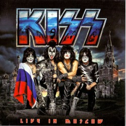 Kiss ‎– Live In Moscow 2017 - Double CD Album Digipack - Hard Rock