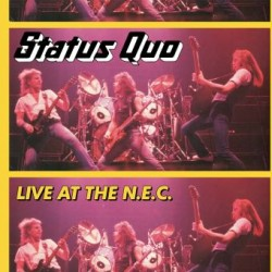 Status Quo ‎– Live At The N.E.C.- Double CD Album - Deluxe Edition - Rock'n Roll