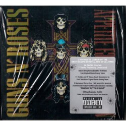 Guns N' Roses ‎- Appetite For Destruction - Double CD Album - Hard Rock