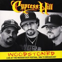 Cypress Hill – Woodstoned: Live At The Woodstock Festival 1994 TV Broadcast - LP Vinyl Album - Hardcore Hip Hop