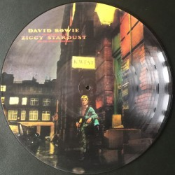 David Bowie ‎– The Rise And Fall Of Ziggy Stardust And The Spiders From Mars - LP Vinyl Album - Picture Disc - Glam Rock