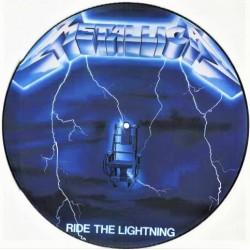 Metallica – Ride The Lightning - Picture Disc -  LP Vinyl Album