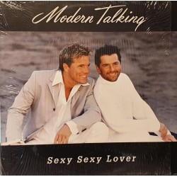 Modern Talking - Sexy Sexy Lover - Maxi 12 inches Vinyl - Synth Pop Italo Disco