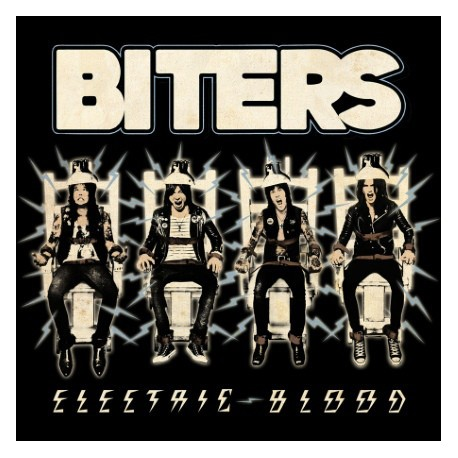Biters - Electric Blood - CD Album - Classic Rock