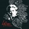 Hubert Félix Thiéfaine – 40 Ans De Chansons - Double CD Album Digipack - Rock Français