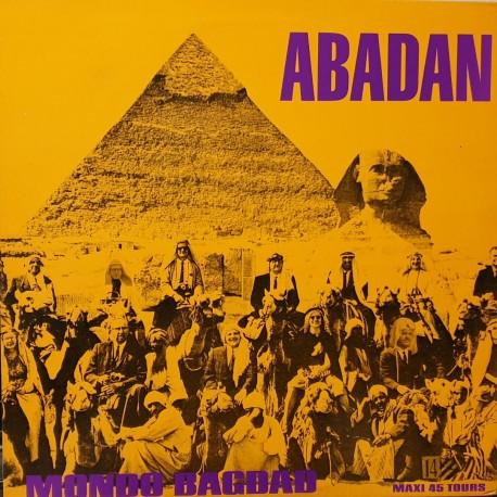 Mondo Bagdad – Abadan - Maxi Vinyl 12 inches - New Beat Electronic