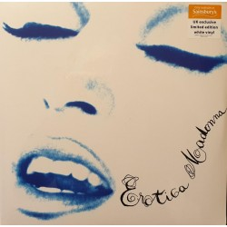 Madonna – Erotica - Double LP Vinyl Album Coloured Limited - Pop Music