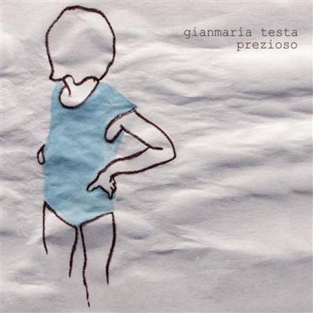Gianmaria Testa – Prezioso - CD Album Digipack - Italian Pop Music