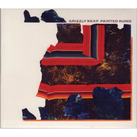 Grizzly Bear – Painted Ruins - CD Album - Digipack Edition - Indie Rock