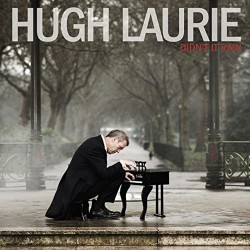 Hugh Laurie ‎– Didn't It Rain - CD Album Cardboard - Blues Louisiana