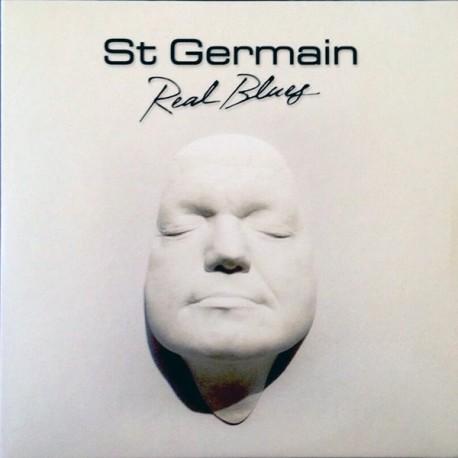 St Germain – Real Blues - CD Single Promo - Electro Jazz