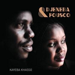 Djénéba & Fousco – Kayeba Khasso - CD Album Cardsleeve Promo - African Music