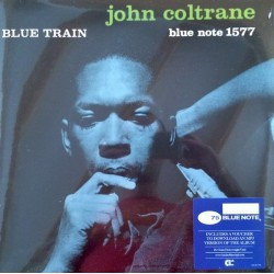 John Coltrane - Blue Train -LP Vinyl avec MP3 Code
