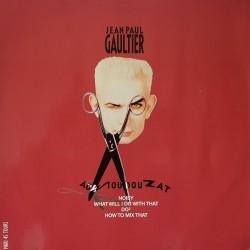 Jean Paul Gaultier - Aow Tou Dou Zat - Maxi Vinyl 12 inches - House Electronic