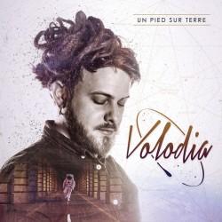 Volodia - Un Pied Sur Terre - CD Album Digipack - Reaggae Music