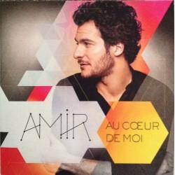 Amir - Au Cœur De Moi - CDr Album Promo - Dance Pop - Eurovision 2016