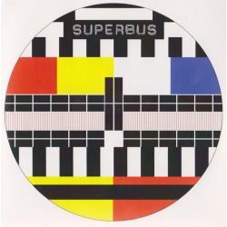 Superbus - Sixtape - CDr Album Promo - French Pop Rock