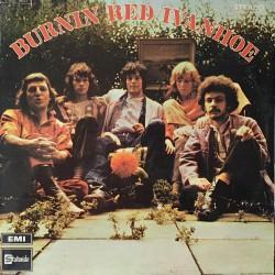 Burnin Red Ivanhoe – Burnin Red Ivanhoe - LP Vinyl Album - Psychedelic Rock