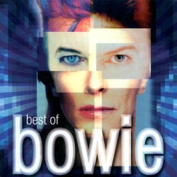 David Bowie ‎– Best Of Bowie - Double CD Album - Compilation - Glam Rock
