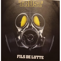 Trust - Fils De Lutte - CDr Single Promo - French Rock